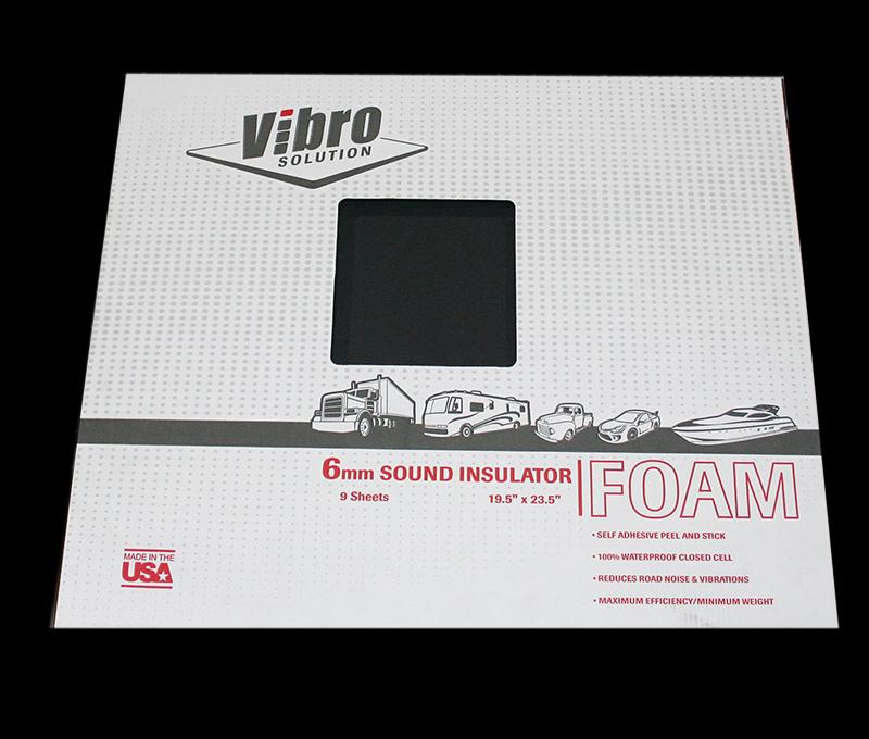 6mm FOAM Insulator